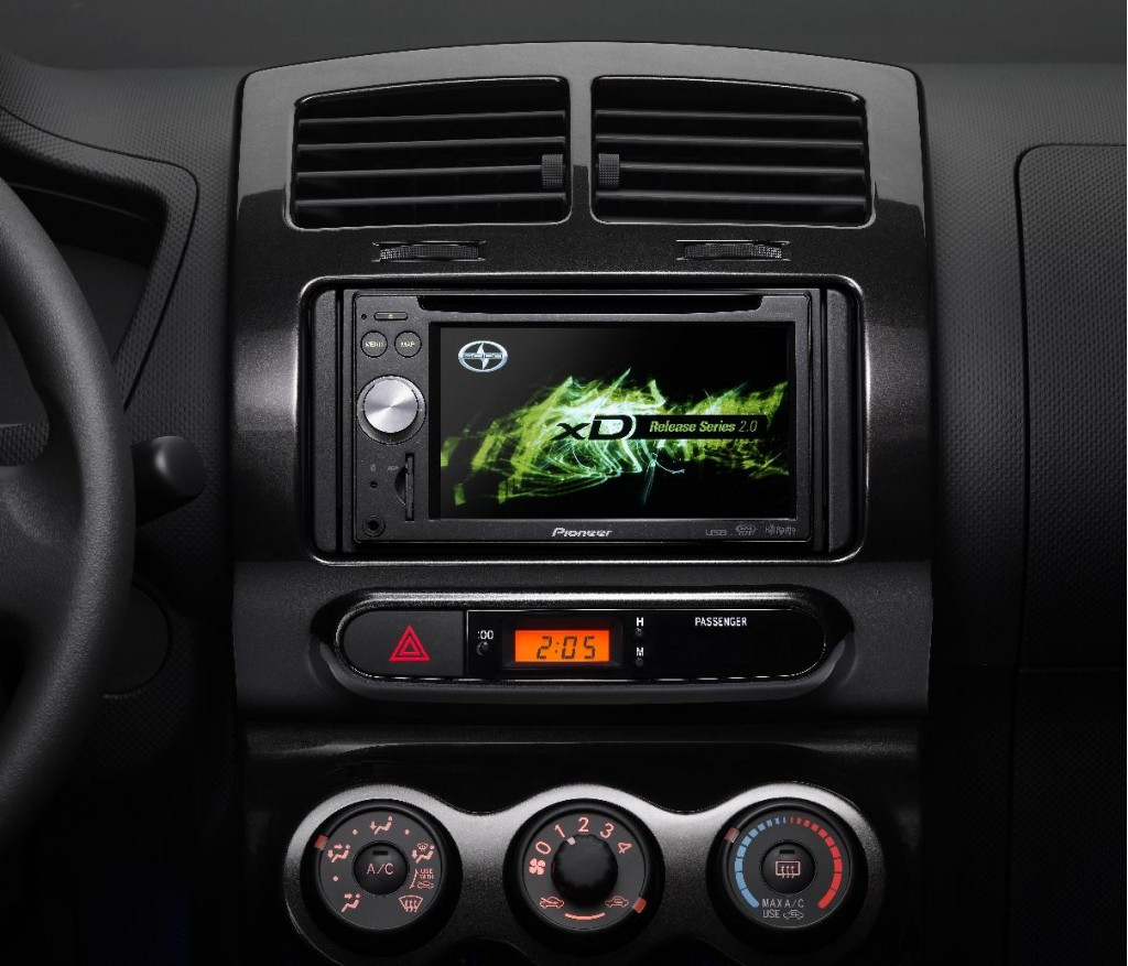 Image: 2009 Scion xD Release Series 2.0 - Pioneer Audio ...
