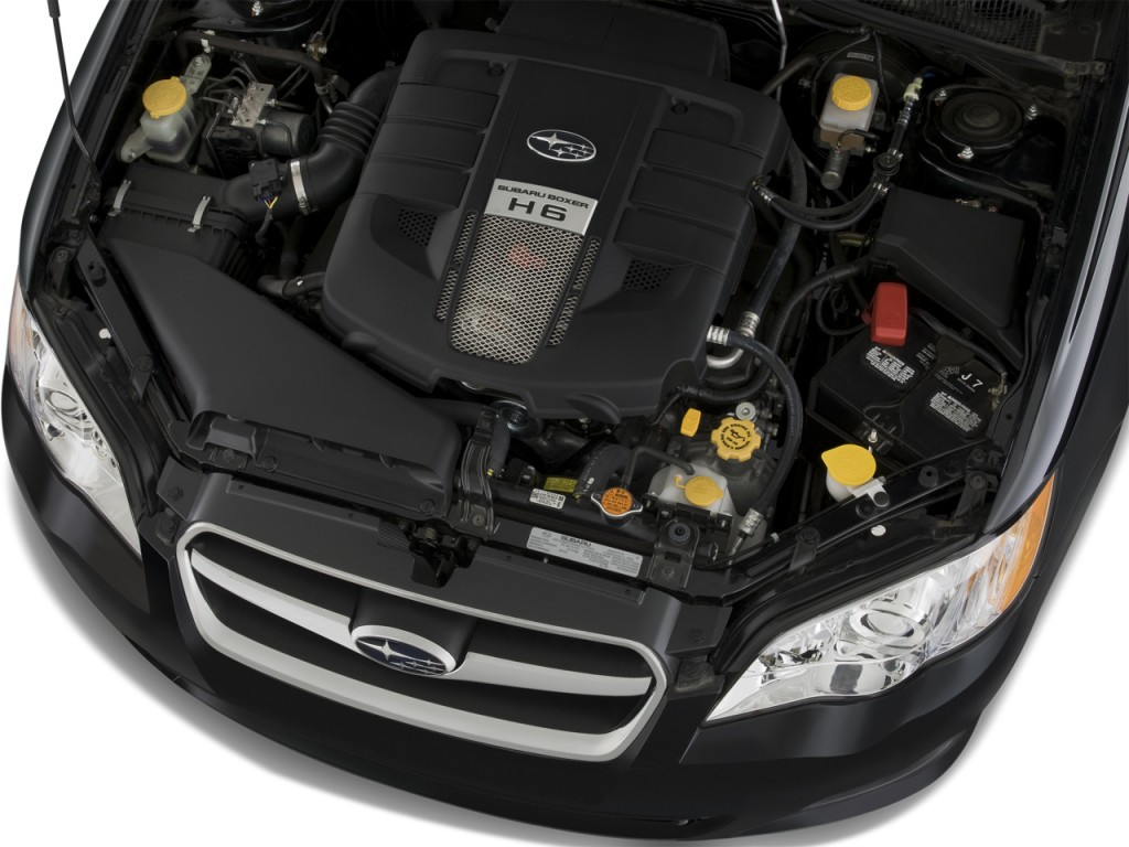 Image 2009 Subaru Legacy 4 Door H6 Auto 3 0r Ltd Engine