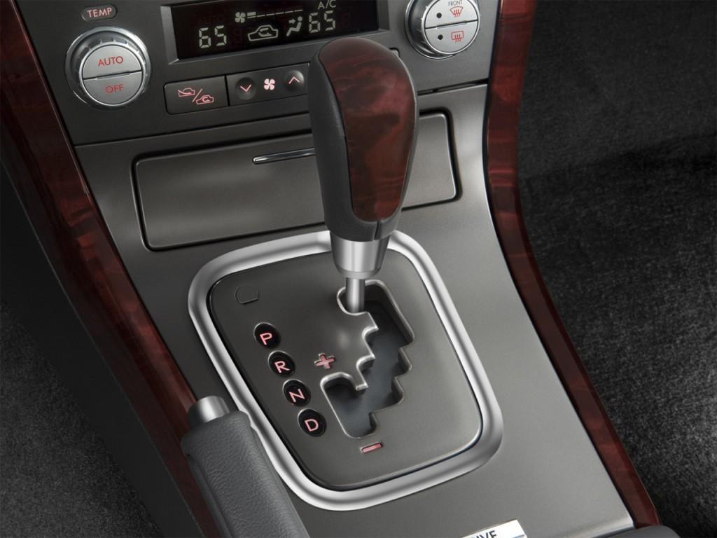 Image: 2009 Subaru Legacy 4-door H6 Auto 3.0R Ltd Gear ...