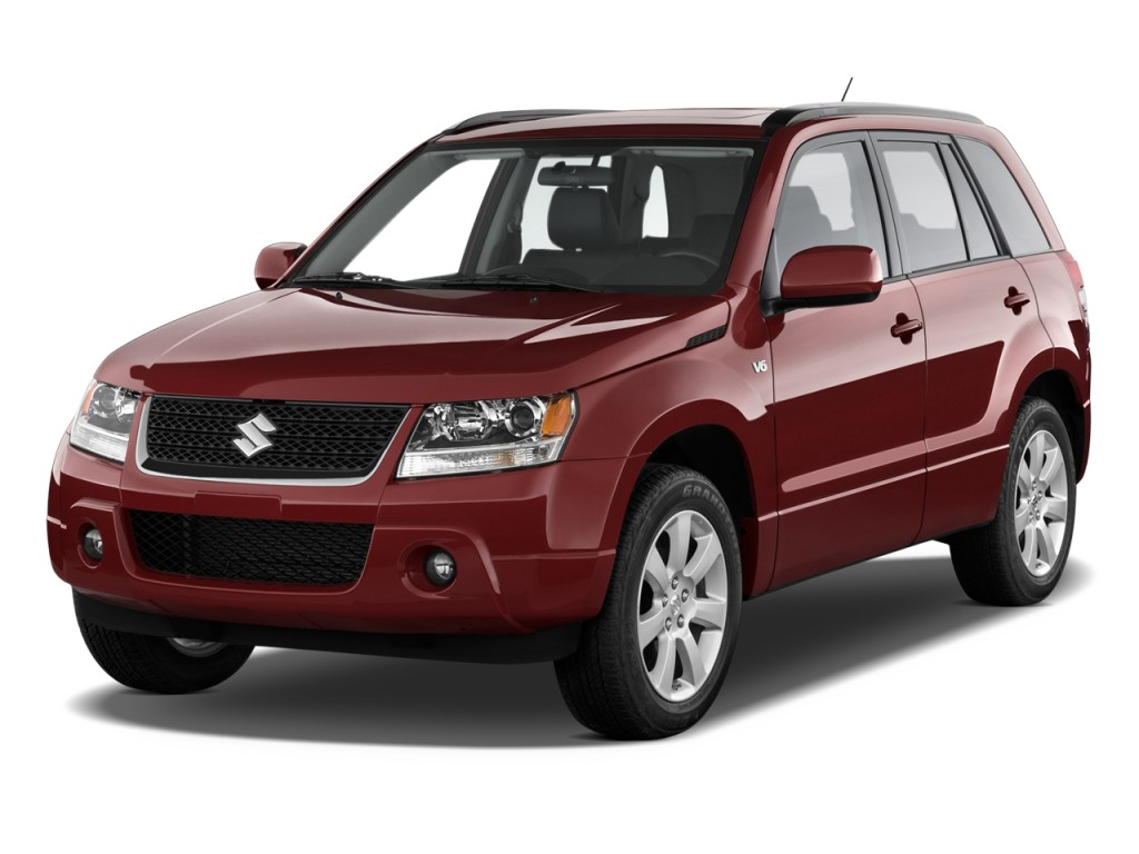 2009 Suzuki Grand Vitara Review Ratings Specs Prices And Photos Jimny Central Locking Wiring Diagram The Car Connection