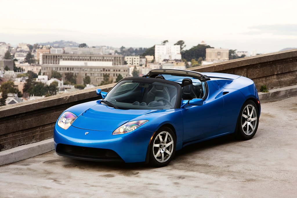 2009 Tesla Roadster Review Ratings Specs Prices And Photos The Car Connection