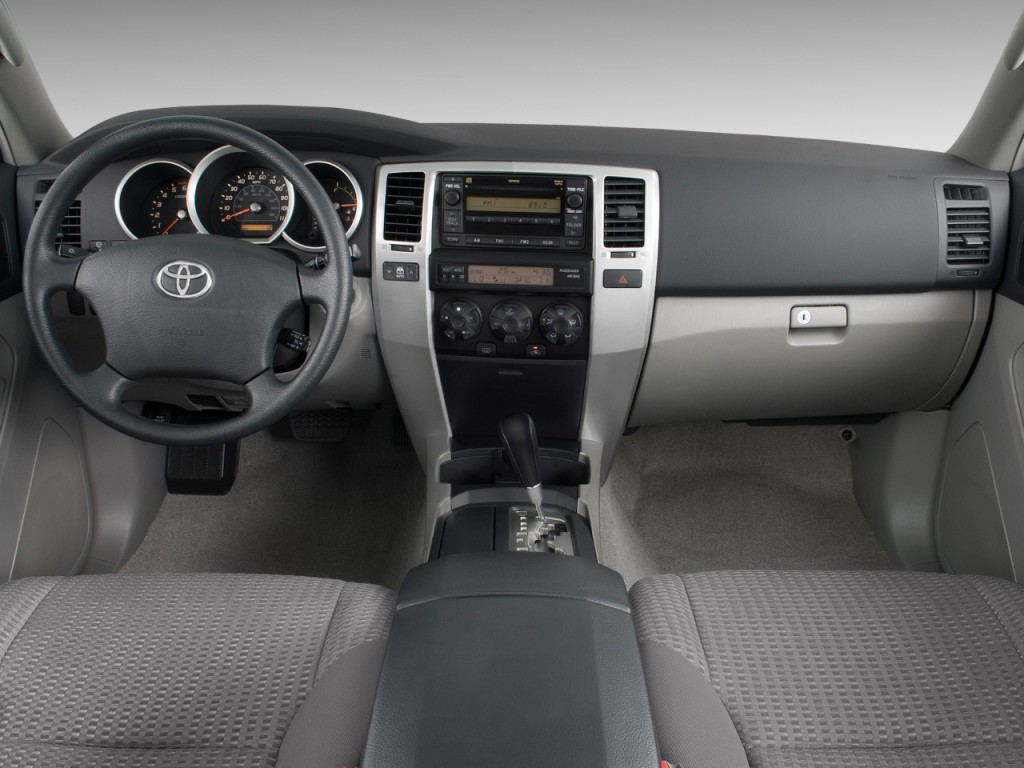 image 2009 toyota 4runner rwd 4 door v6 sr5 natl dashboard size 1024 x 768 type gif. Black Bedroom Furniture Sets. Home Design Ideas