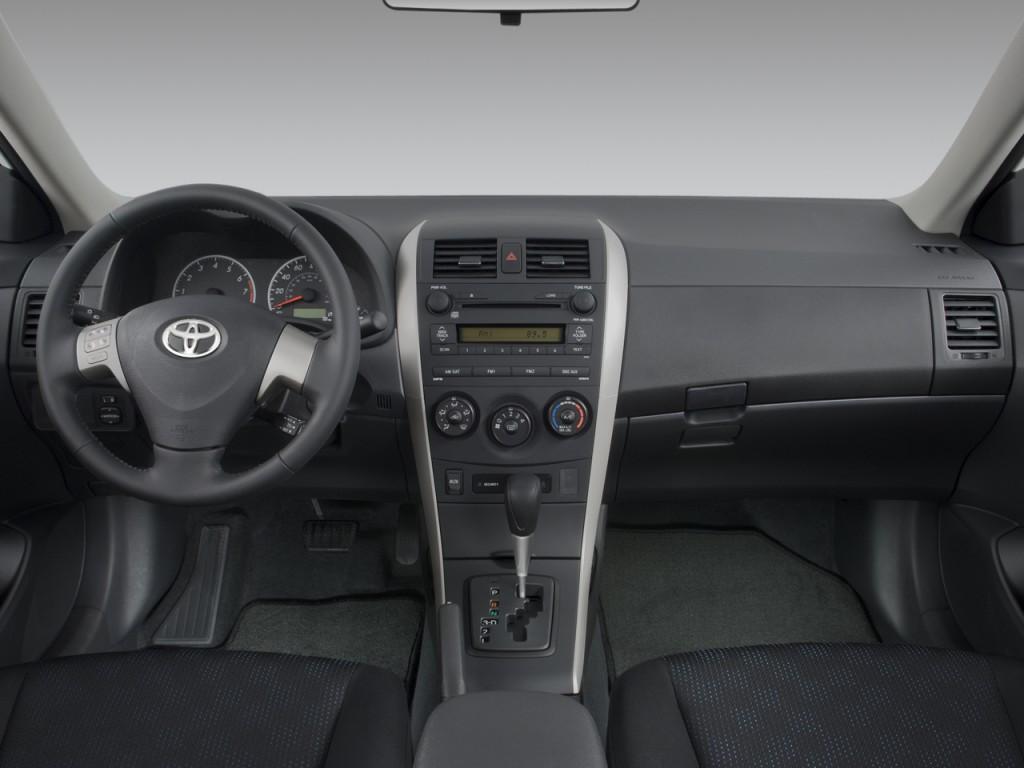 Toyota corolla 2009 interior parts for Toyota corolla interior accessories