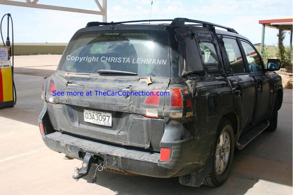 image 2009 toyota land cruiser spy shots size 1024 x 683 type gif posted on july 24 2009. Black Bedroom Furniture Sets. Home Design Ideas