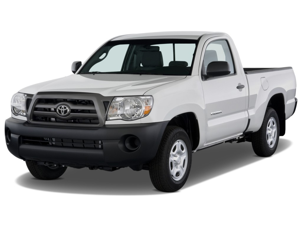 2009 Toyota Tacoma Review Ratings Specs Prices And Photos The Car Connection