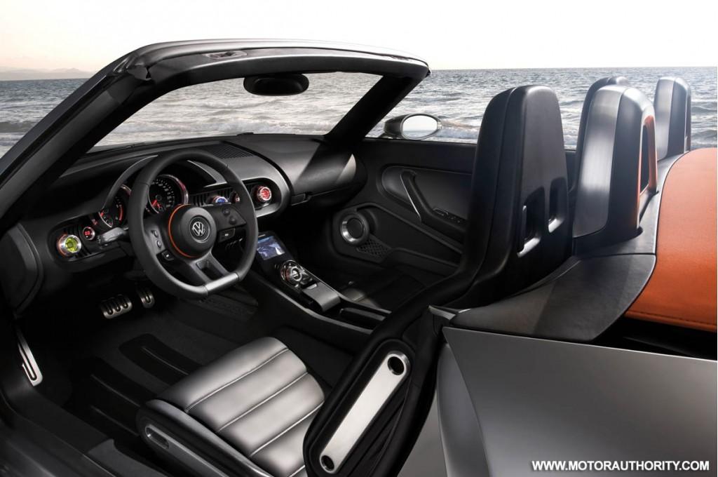 2009 volkswagen bluesport roadster concept 016