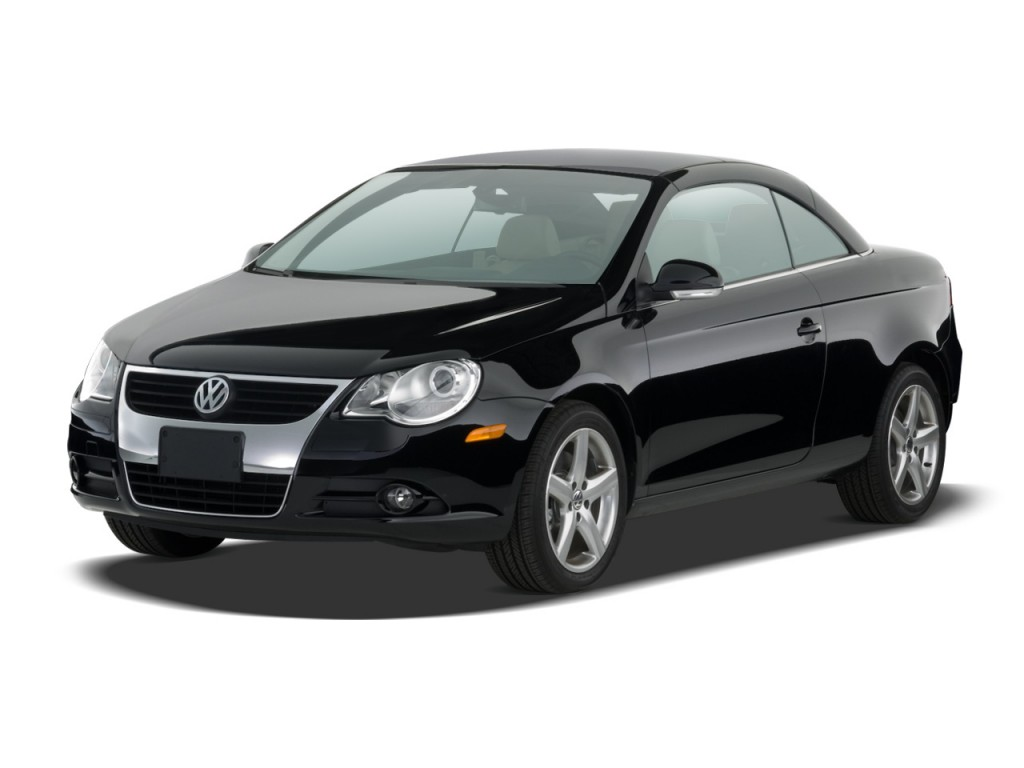 2009 Volkswagen Eos Vw Review Ratings Specs Prices And Photos The Car Connection