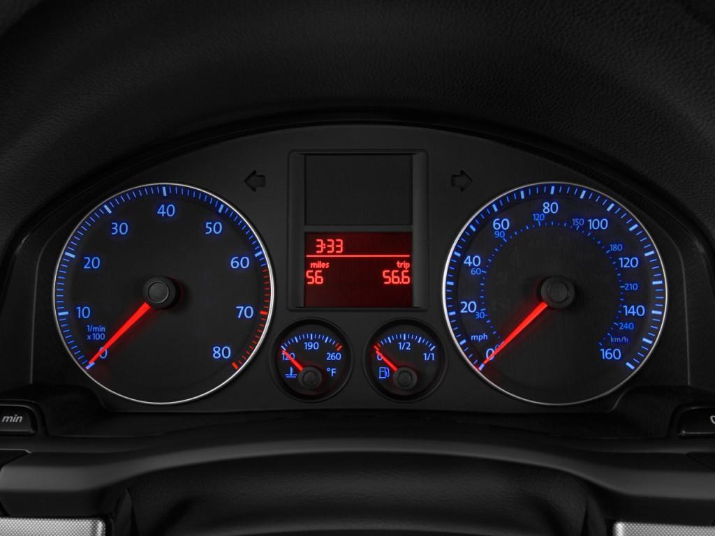 Image: 2009 Volkswagen Jetta Sedan 4-door Auto SE ...