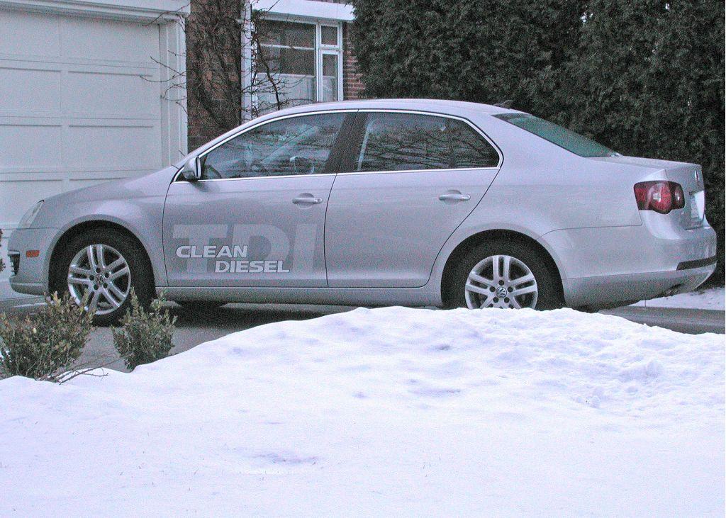 Test Drive: Volkswagen Jetta TDI