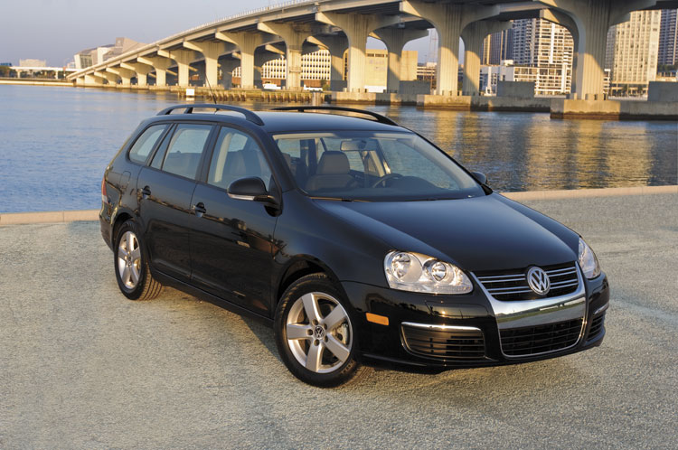 2009 Volkswagen Jetta Sportwagen