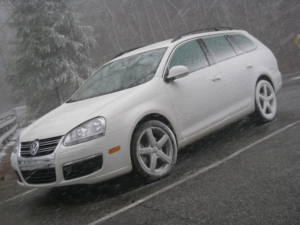 Achieved 52 4 Mpg 2009 Volkswagen Jetta Tdi Sportwagen