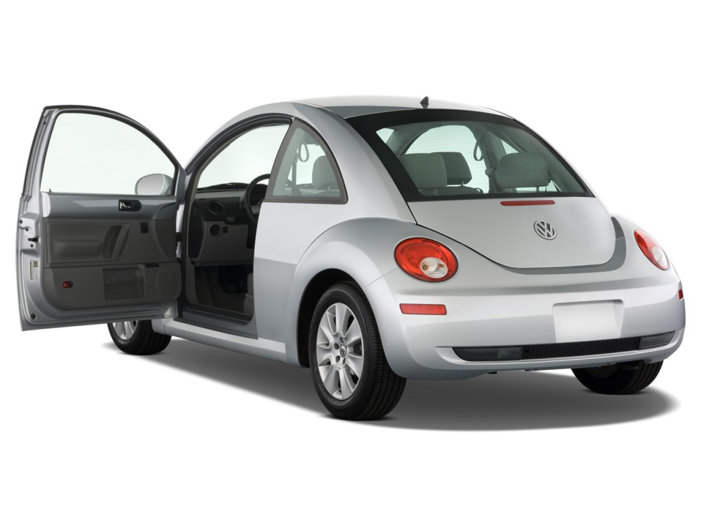 image 2009 volkswagen new beetle coupe 2 door man s open. Black Bedroom Furniture Sets. Home Design Ideas