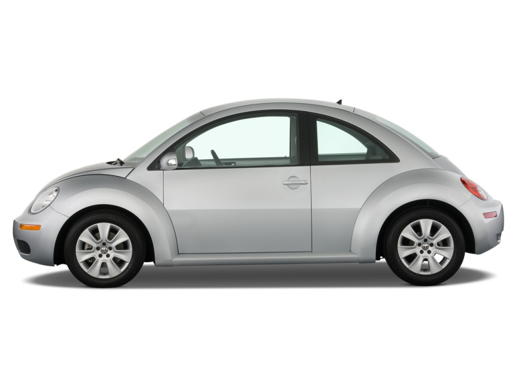 Image 2009 Volkswagen New Beetle Coupe 2 Door Man S Side Exterior View Size 1024 X 768 Type