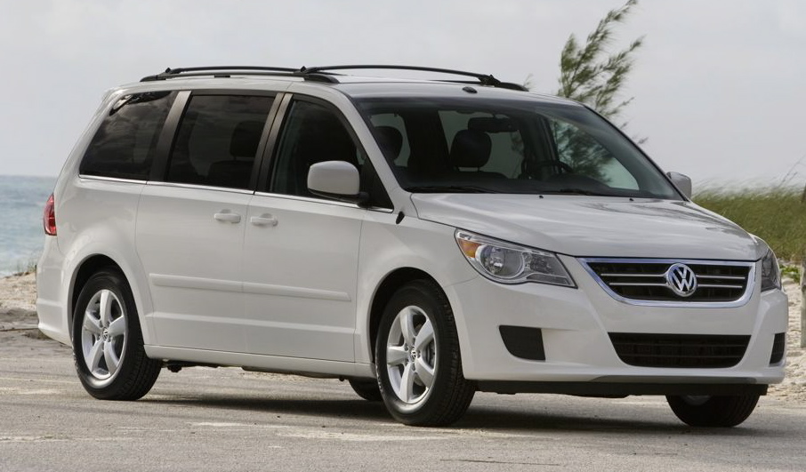 Volkswagen routan back for 2011 publicscrutiny Gallery