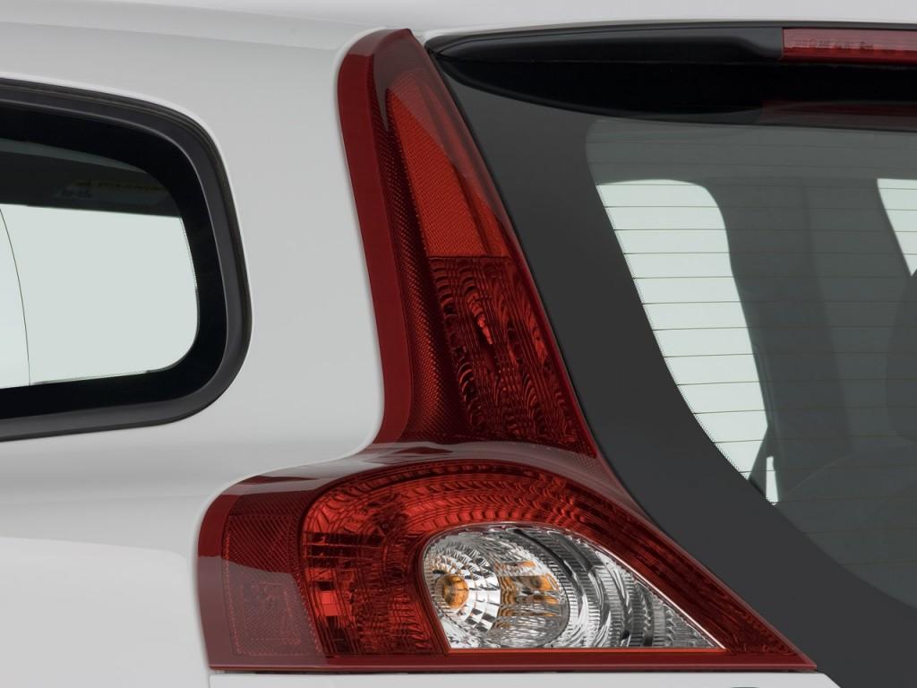 Image 2009 volvo c30 2 door coupe man r design tail light for Man door design