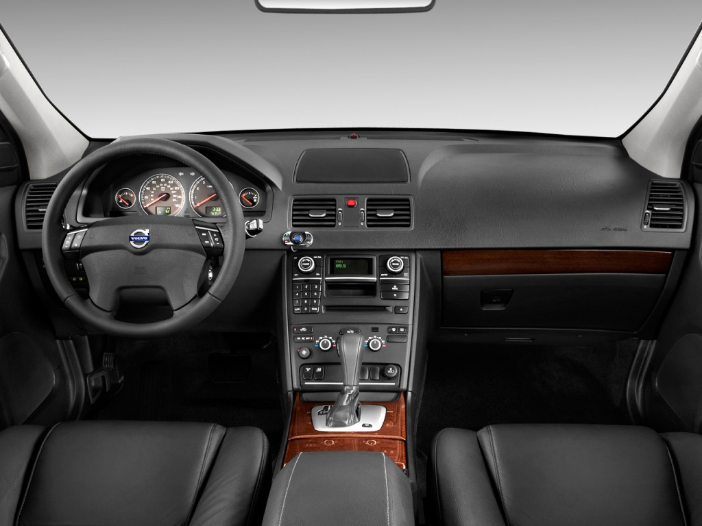 Image: 2009 Volvo XC90 FWD 4-door I6 Dashboard, size: 1024 x 768, type: gif, posted on: December ...