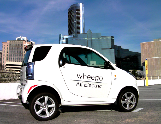 Review: 2009 WheeGo Whip NEV -- Challenge To Smart ForTwo?