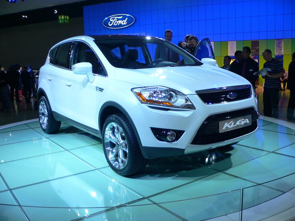 2009 Ford Kuga