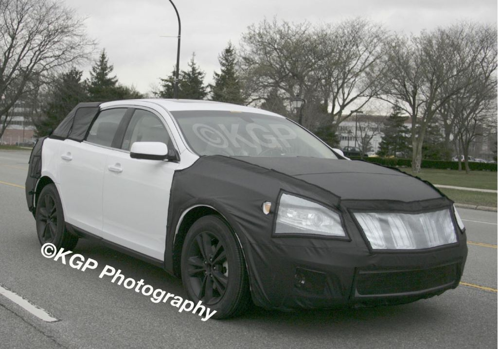 Image: 2009 Lincoln MKS, size: 1024 x 718, type: gif ...