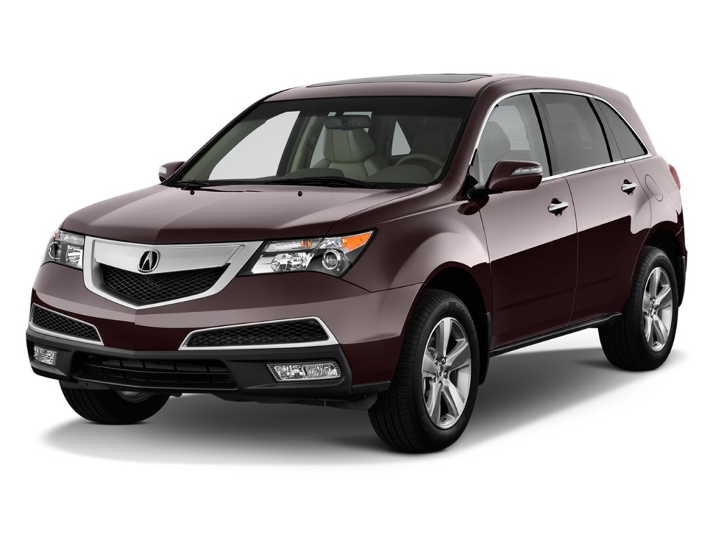 2010 Acura Mdx Review Ratings Specs Prices And Photos The Car Connection