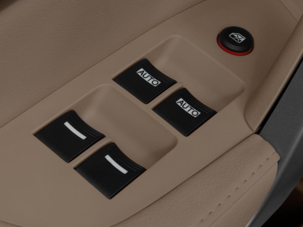 2010 Acura MDX AWD 4-door Tech Pkg Door Controls