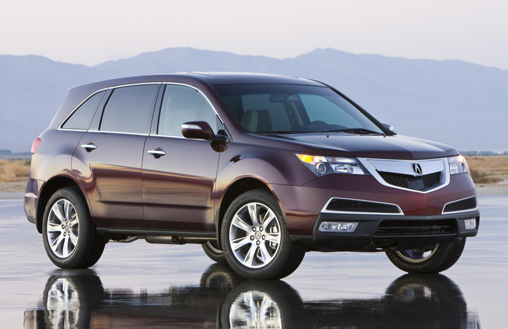 Week Long Test The Acura Mdx Finally Brings Driving Fun To 7 Seat Family Suv