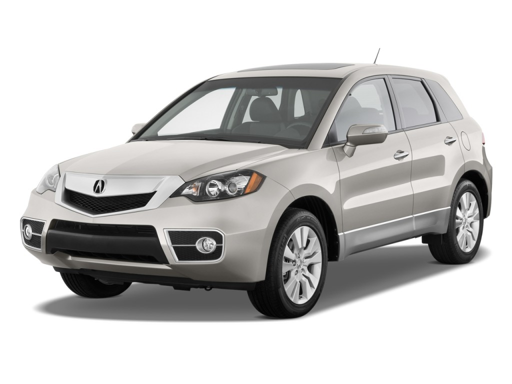 2010 Acura Rdx Review Ratings Specs Prices And Photos The Car Connection