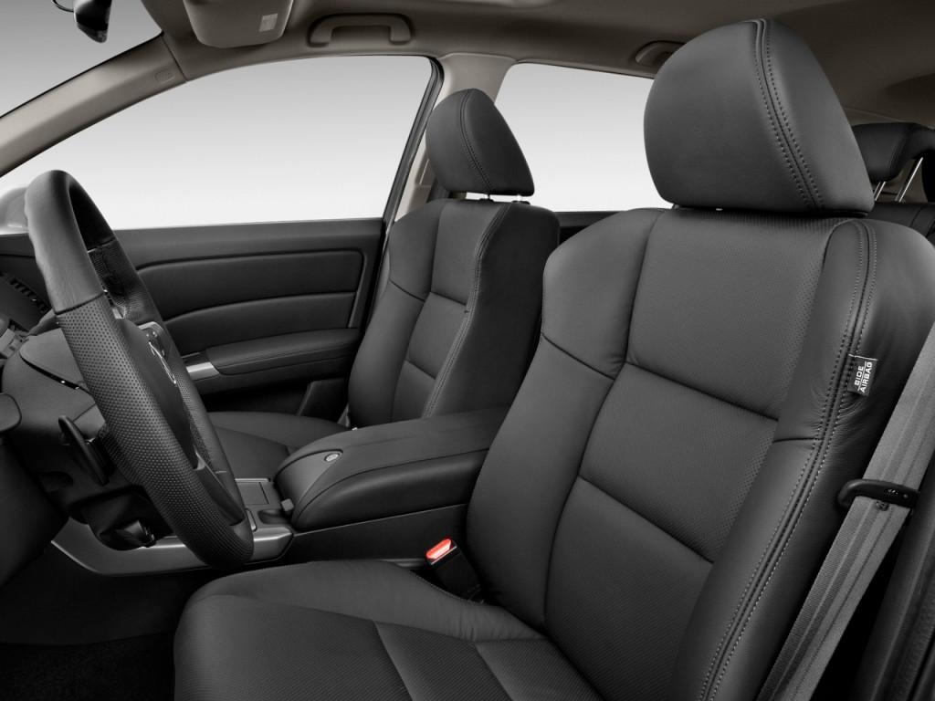 2010 Acura RDX AWD 4-door Tech Pkg Front Seats