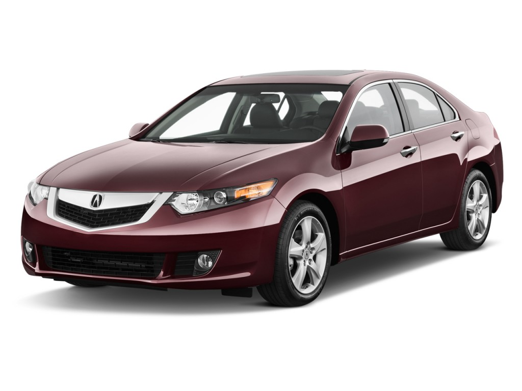 2010 Acura TSX Review, Ratings, Specs, Prices, and Photos - The Car