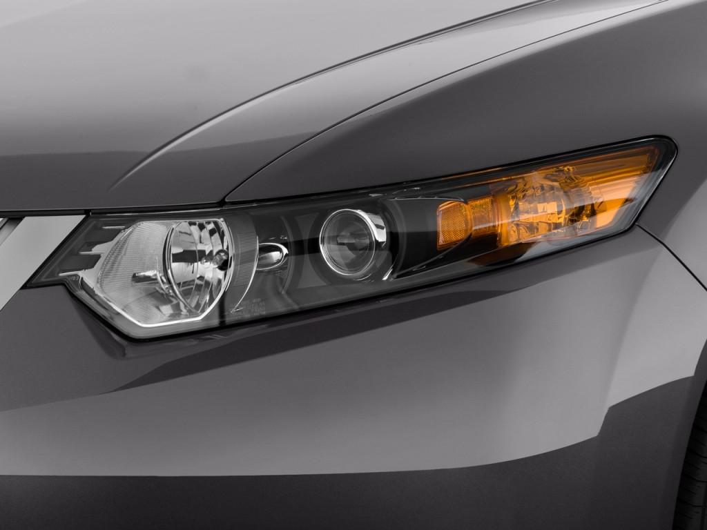 image 2010 acura tsx 4 door sedan i4 auto tech pkg headlight size 1024 x 768 type gif. Black Bedroom Furniture Sets. Home Design Ideas