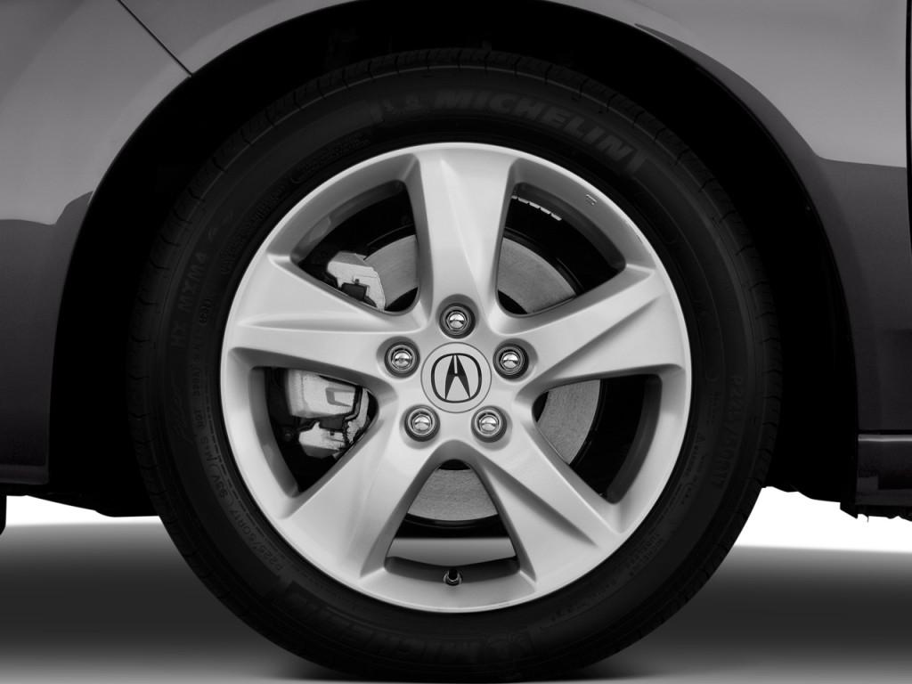 image 2010 acura tsx 4 door sedan i4 auto tech pkg wheel. Black Bedroom Furniture Sets. Home Design Ideas
