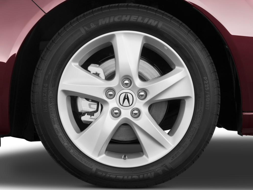 image 2010 acura tsx 4 door sedan i4 auto wheel cap size. Black Bedroom Furniture Sets. Home Design Ideas