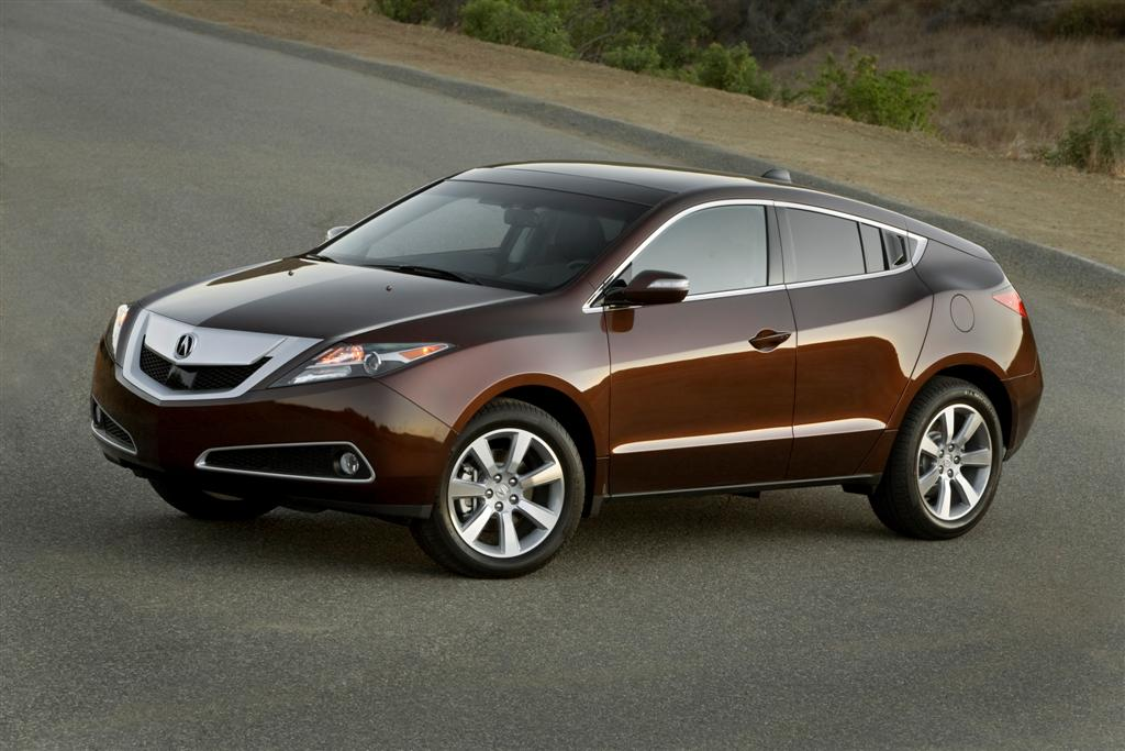 Review: Acura ZDX And Honda Accord Crosstour