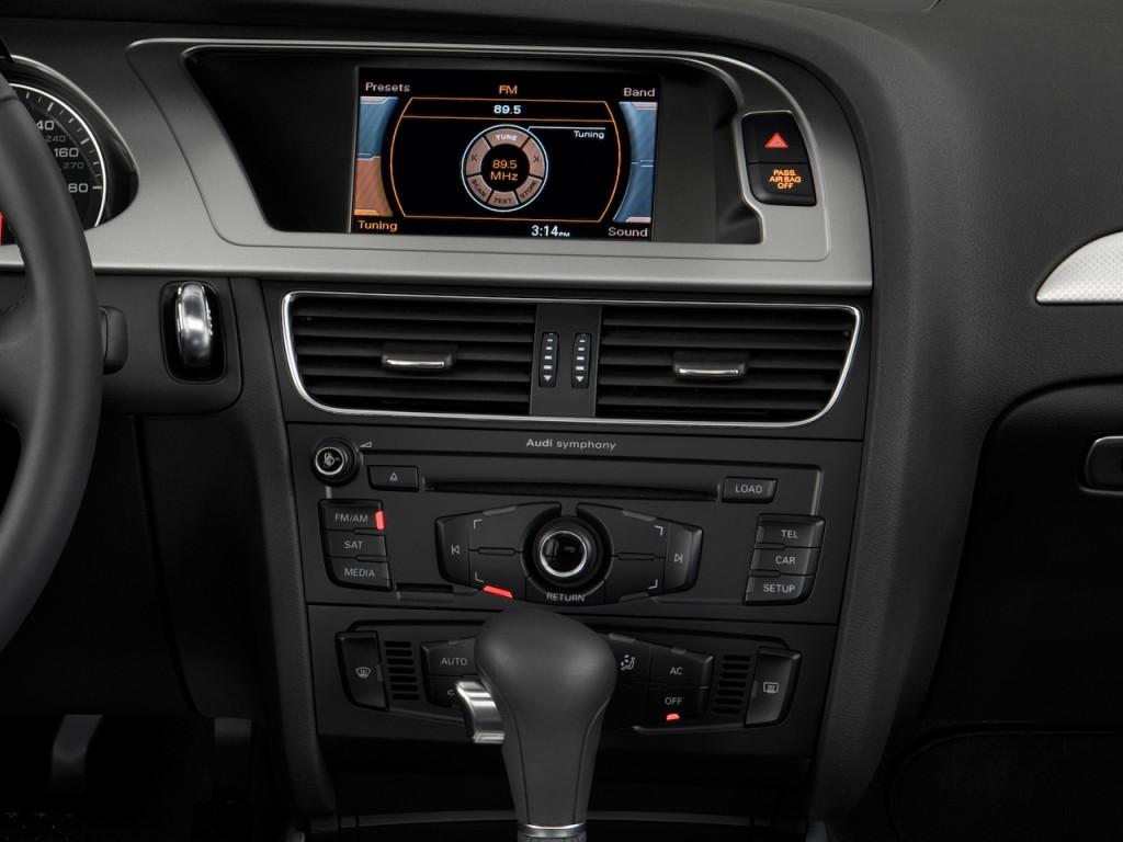 image 2010 audi a4 4 door sedan auto 2 0t quattro premium instrument panel size 1024 x 768. Black Bedroom Furniture Sets. Home Design Ideas