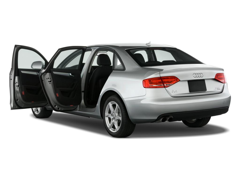 image 2010 audi a4 4 door sedan auto 2 0t quattro premium open doors size 1024 x 768 type. Black Bedroom Furniture Sets. Home Design Ideas
