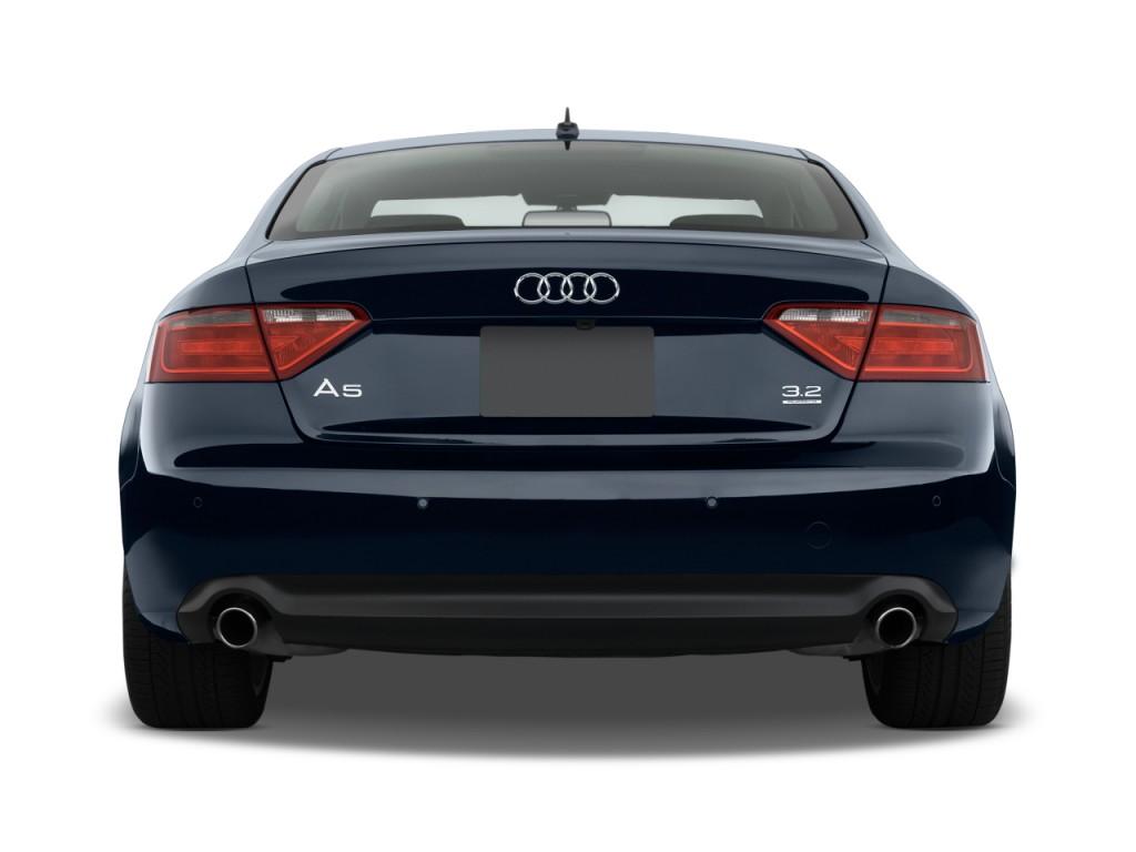 Image 2010 Audi A5 2 Door Coupe 2 0l Auto Premium Rear