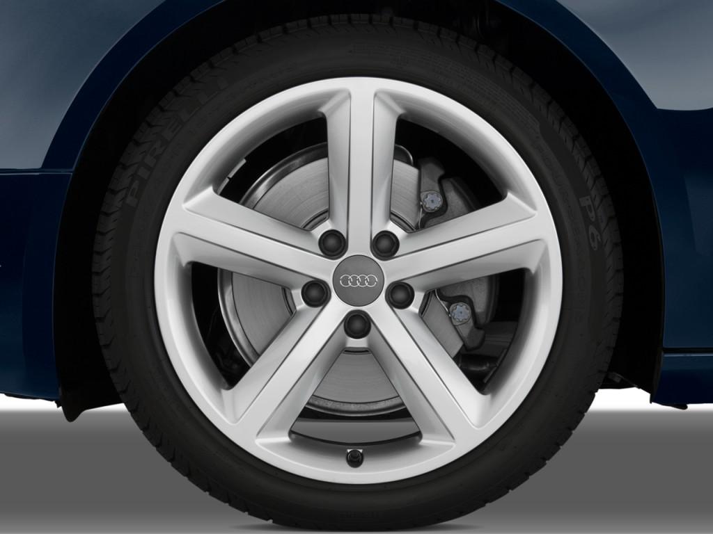 Image 2010 Audi A5 2 Door Coupe 2 0l Auto Premium Wheel