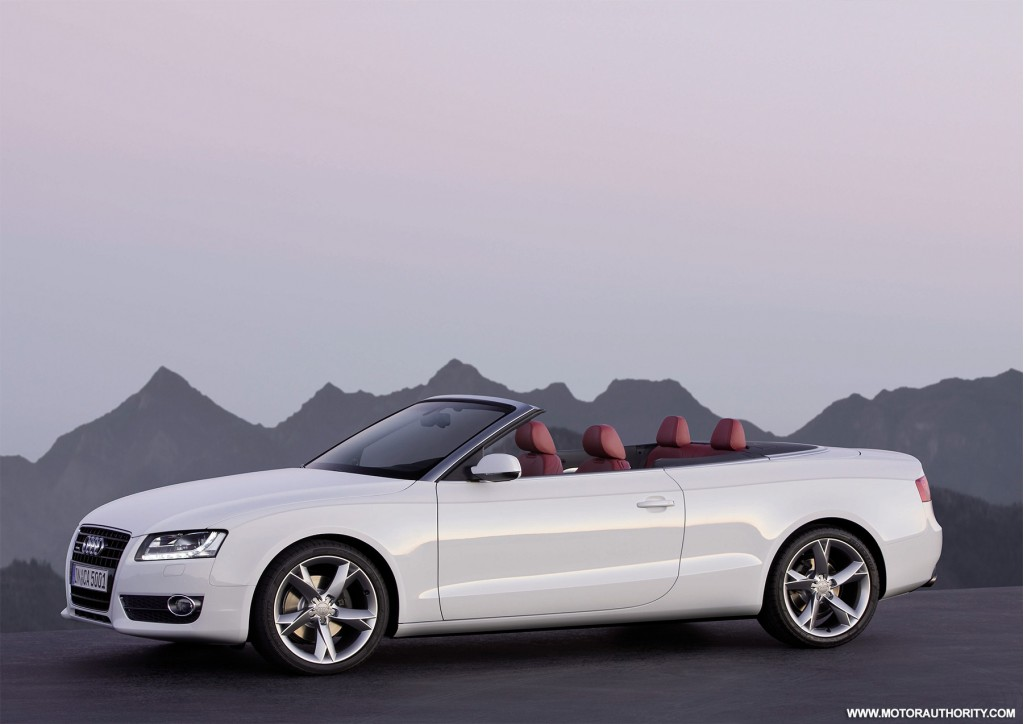 Image: 2010 Audi A5 / Cabriolet, size: 1024 x 724, type: gif, posted