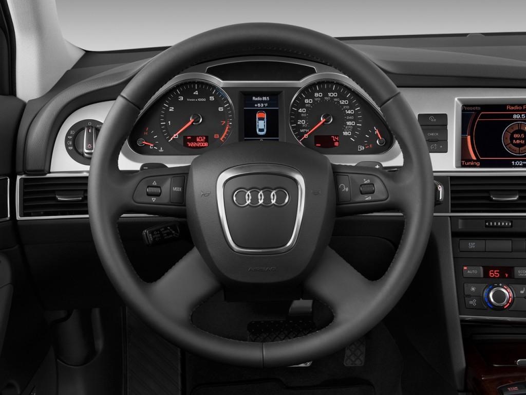 Image: 2010 Audi A6 4-door Sedan 3.0L quattro Prestige ...