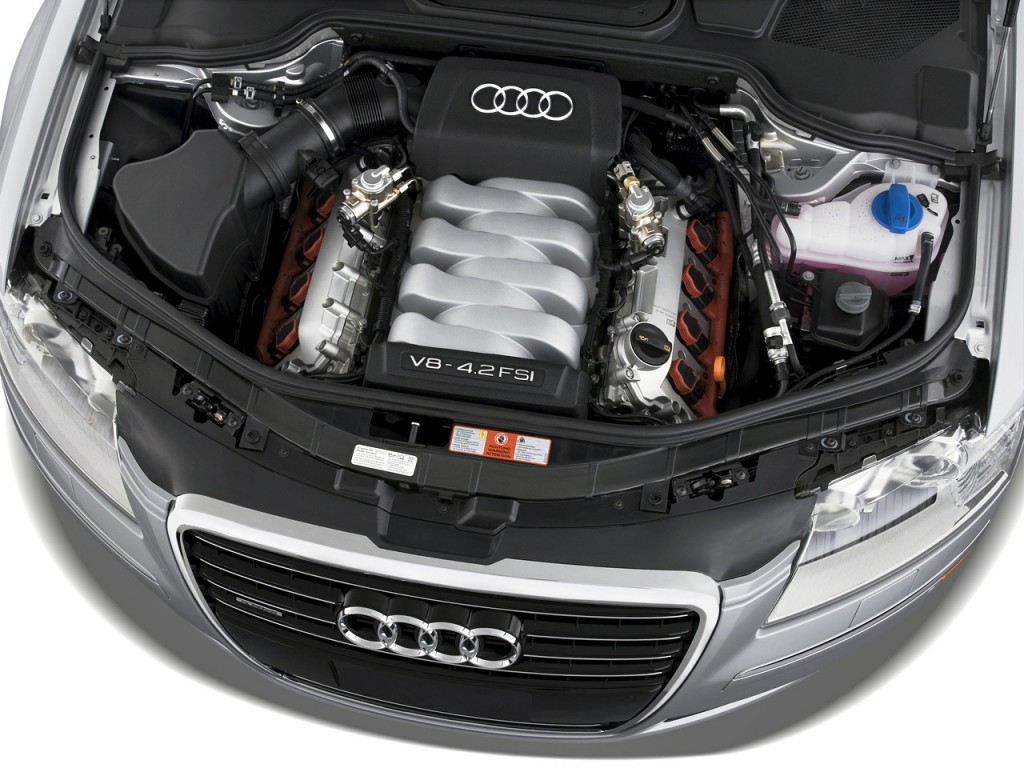 Image: 2010 Audi A8 4-door Sedan Engine, size: 1024 x 768, type: gif, posted on: December 5 ...