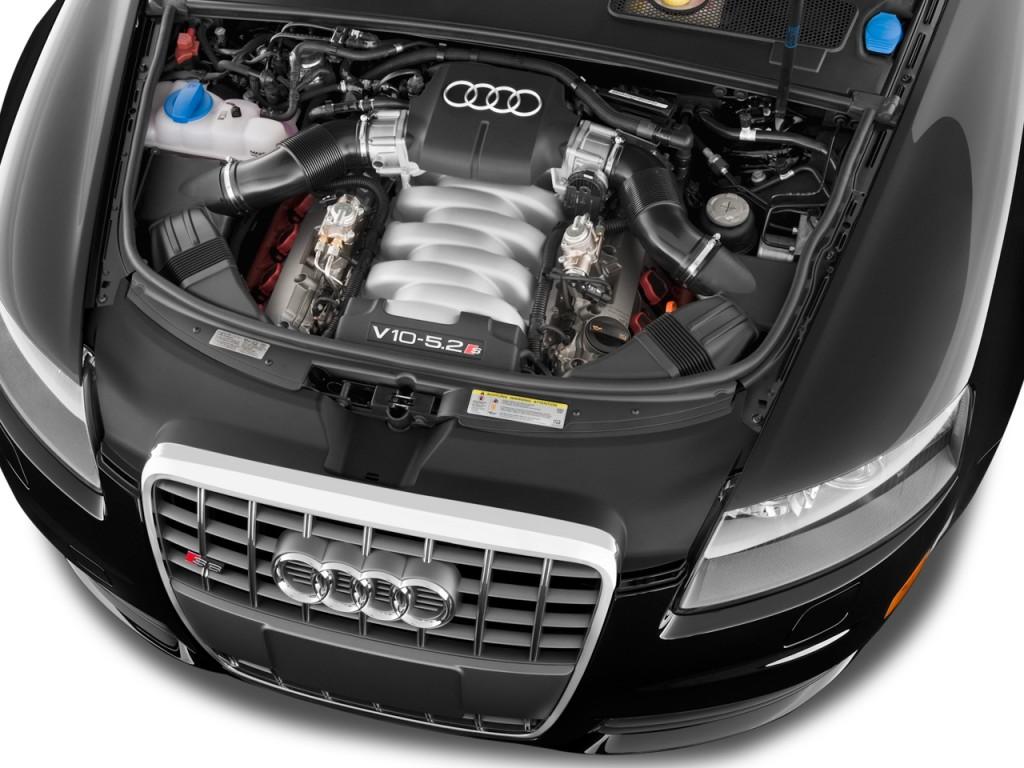 Image: 2010 Audi S6 4-door Sedan Prestige Engine, size ...