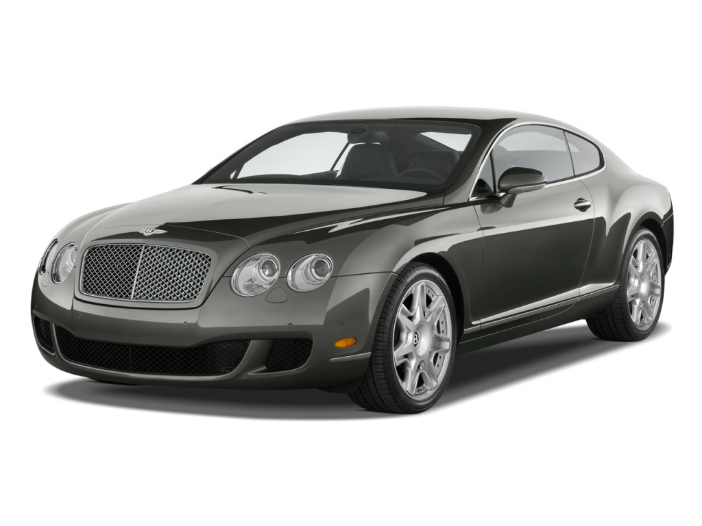 2010 Bentley Continental GT 2-door Coupe Angular Front Exterior View  sc 1 st  The Car Connection : bentley doors - pezcame.com