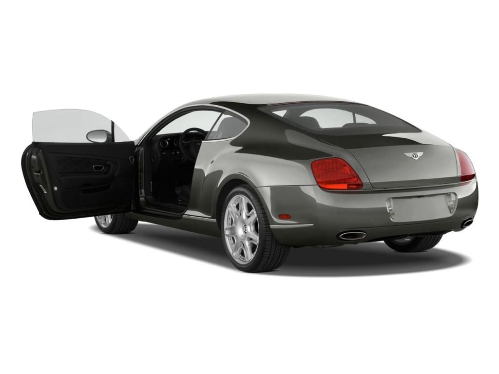 2010 Bentley Continental GT 2-door Coupe Open Doors  sc 1 st  MotorAuthority & Image: 2010 Bentley Continental GT 2-door Coupe Open Doors size ...