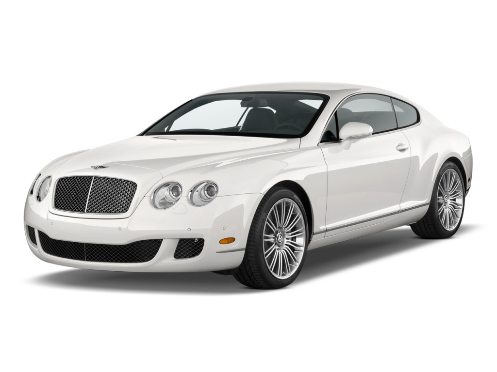 2010 Bentley Continental GT 2-door Coupe Speed Angular Front Exterior View  sc 1 st  The Car Connection & Image: 2010 Bentley Continental GT 2-door Coupe Speed Angular Front ...