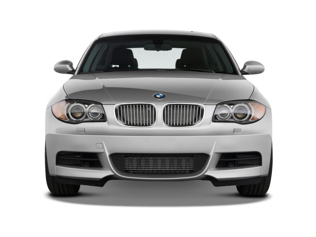 2010 BMW 1-Series 2-door Coupe 135i Front Exterior View