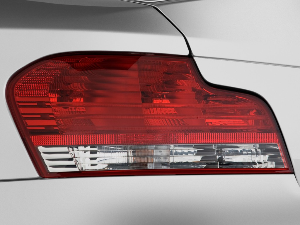 Image 2010 Bmw 1 Series 2 Door Coupe 135i Tail Light