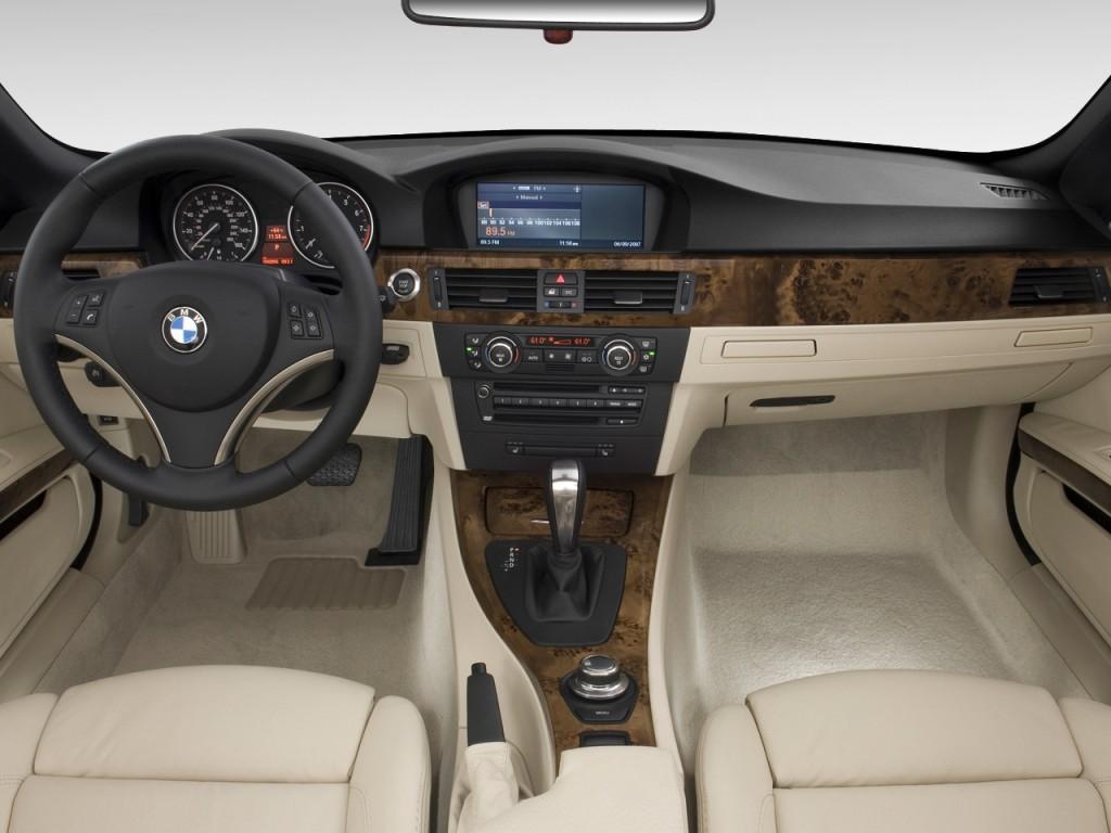 Image BMW Series Door Convertible I Dashboard Size - 2010 bmw 328i convertible