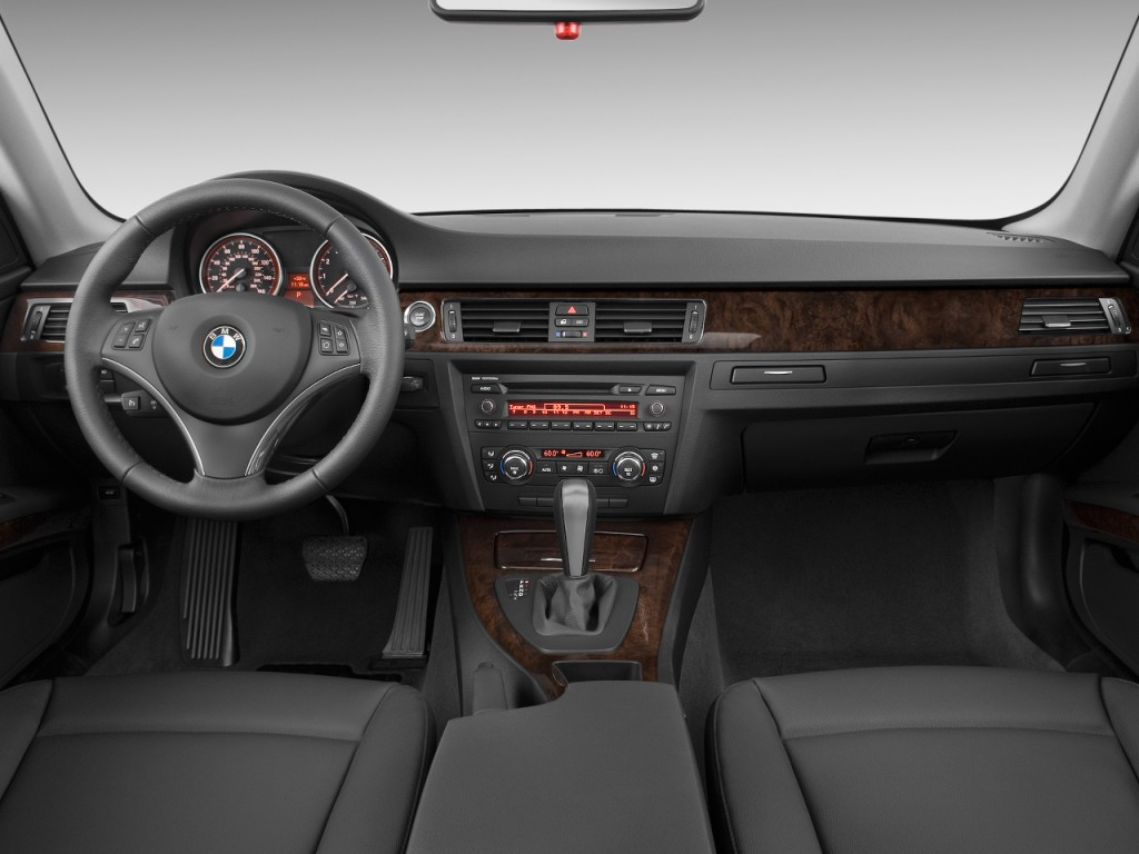 Image 2010 Bmw 3 Series 2 Door Coupe 335i Rwd Dashboard