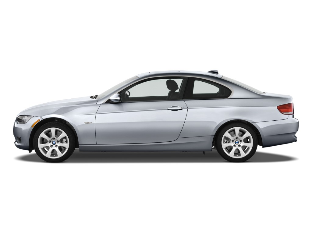 Image BMW Series Door Coupe I RWD Side Exterior View - 2 door bmw 5 series