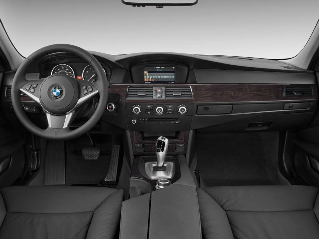 image 2010 bmw 5 series 4 door sports wagon 535i xdrive awd dashboard size 1024 x 768 type. Black Bedroom Furniture Sets. Home Design Ideas